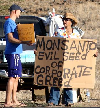 Monsanto evil seed